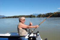 awesome fishing trip