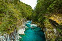 Haast River New Zealand