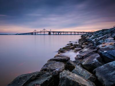 Fishing in Chesapeake Bay