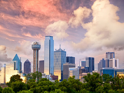 Fishing in Dallas Fort Worth TX