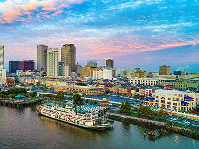 Fishing in New Orleans LA