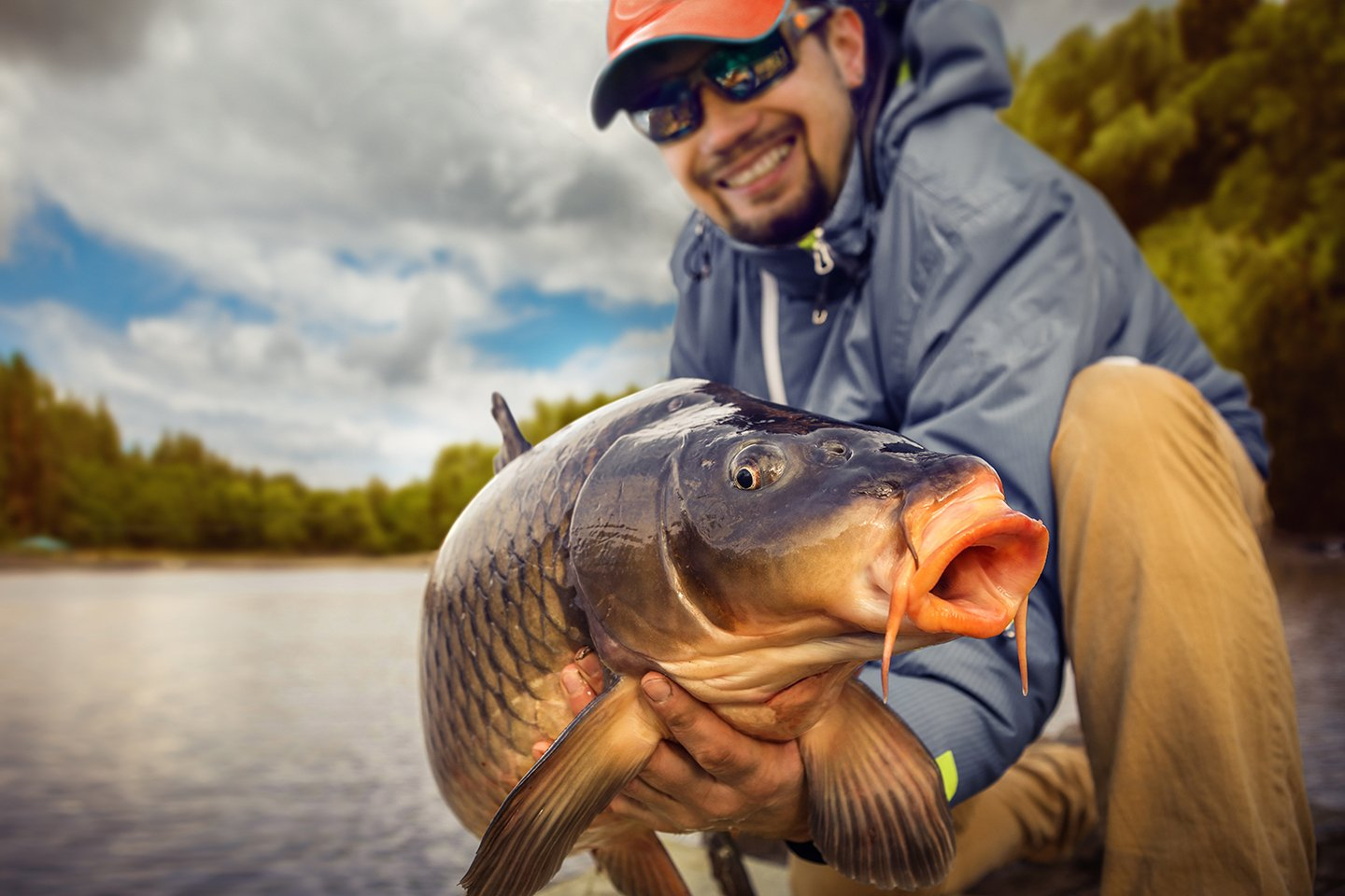 Carp Fishing In France All You Need To Know