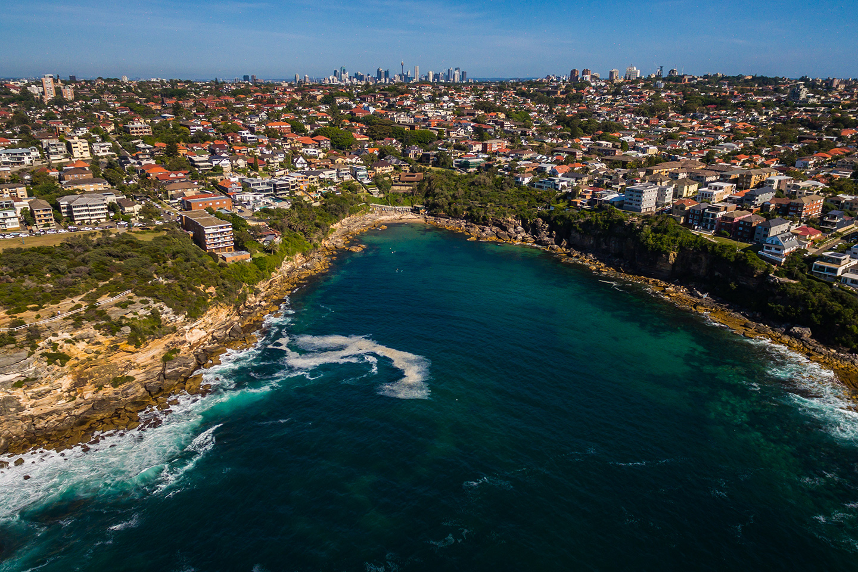 Gordon's Bay, one of Sydney's top rock fishing spots