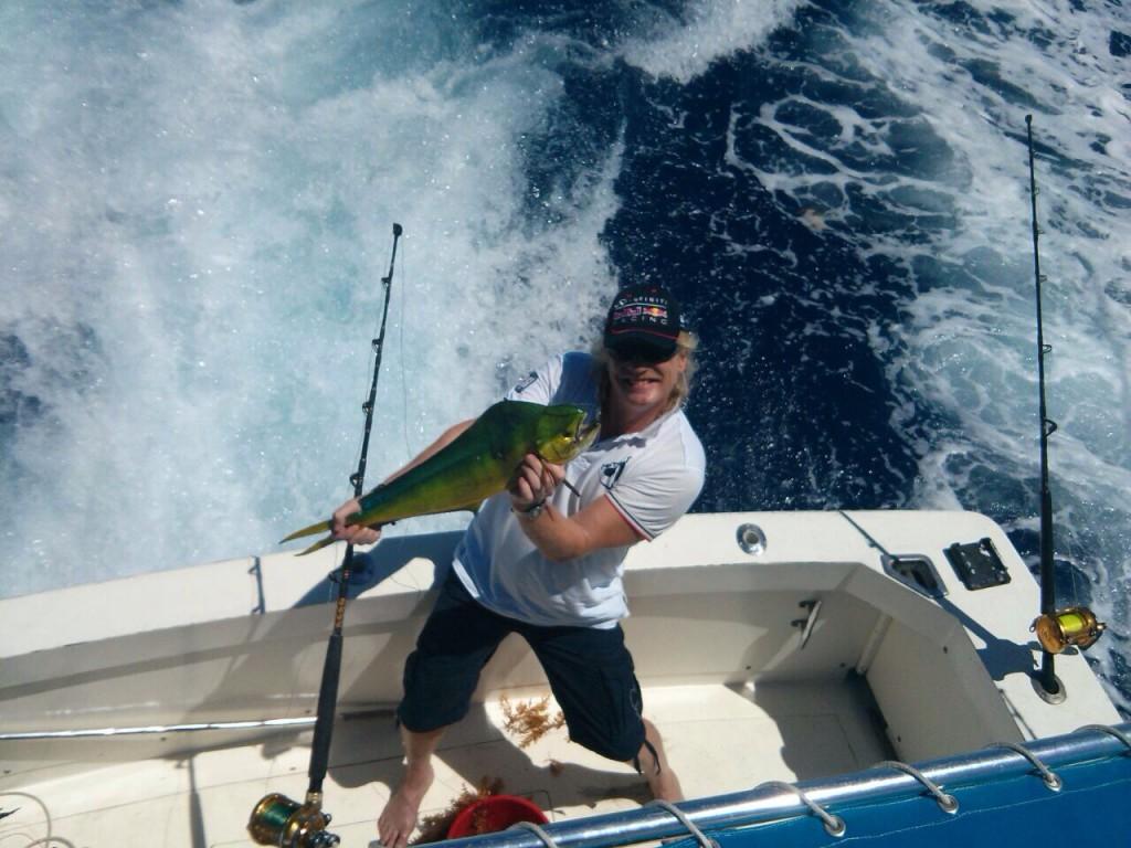 Punta cana fishing report what off season for Punta cana fishing charters