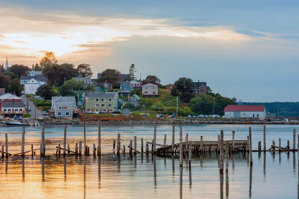9 Best Coastal Towns In Maine A Route