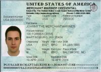 captain's license