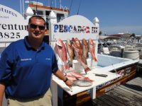 Capt Mike Whitley of Pescador Fishing Charters in Destin, Fl.