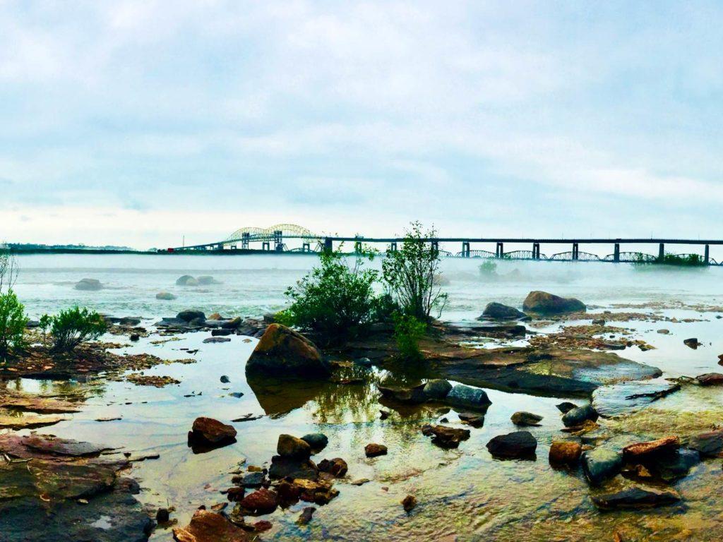 St. Marys River scenery