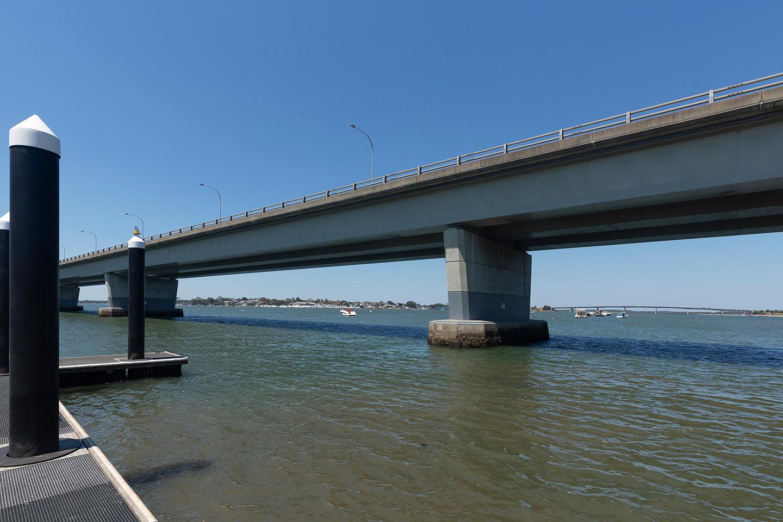 Tom Uglys Bridge, one of the best fishing spots in Sydney