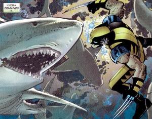 Shark facts: Sharks failed the Marvel audition