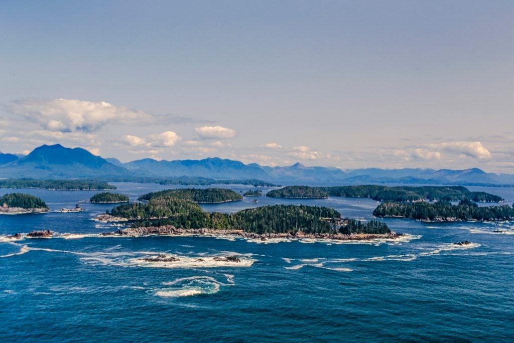 Лучшие места для рыбалки в Канаде