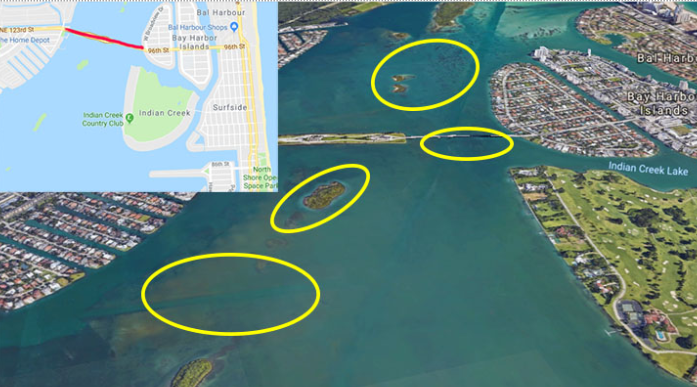 Miami fishing spots: Broad Causeway