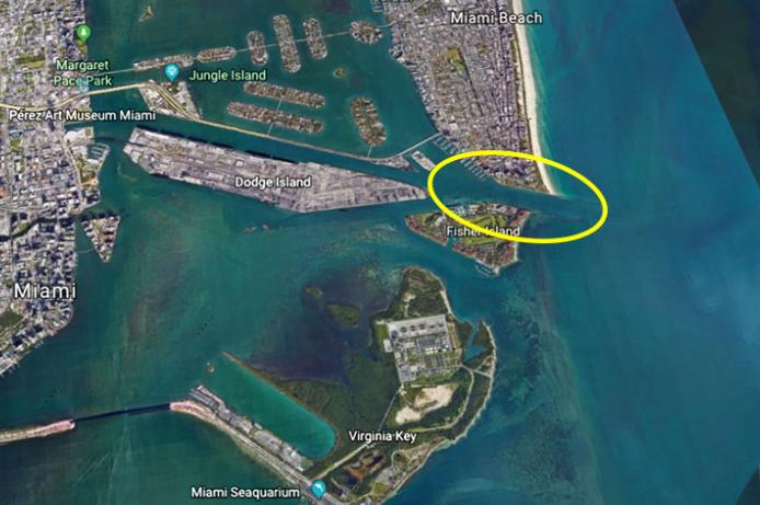 Government Cut Miami fishing spots