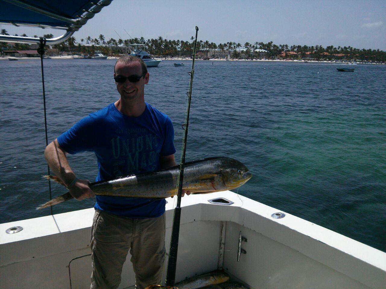 Punta cana fishing report what off season for Punta cana fishing