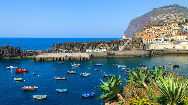 Camara de Lobos , Madeira