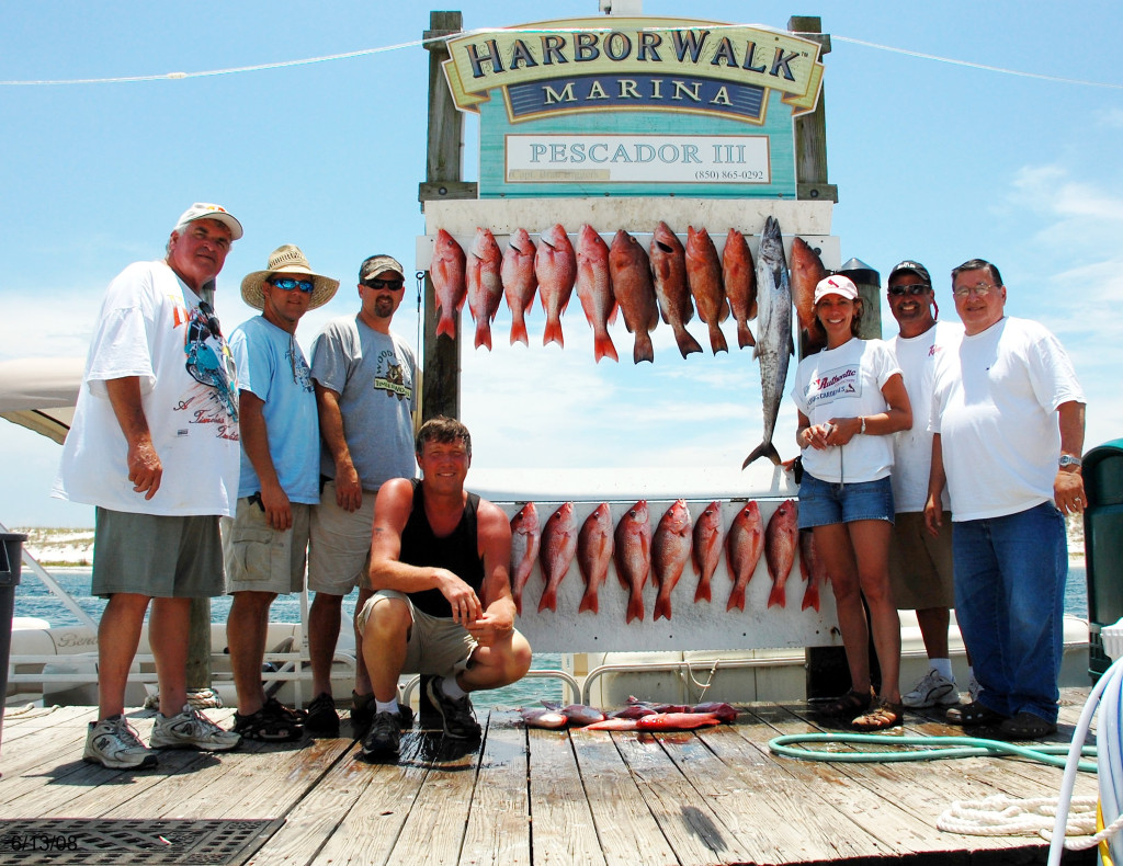 Destin Fishing Rodeo: Interview with Mike Whitley