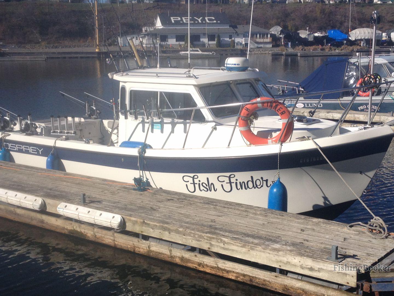 a pilothouse boat