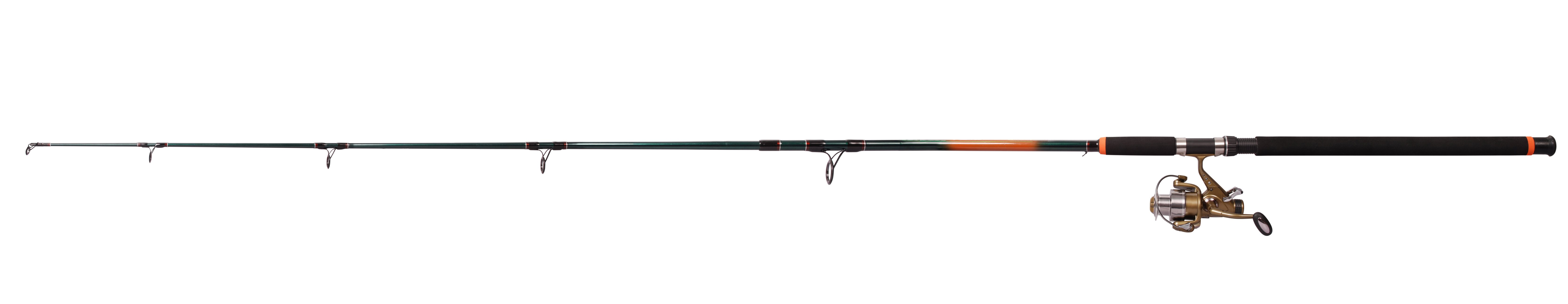 a fishing rod