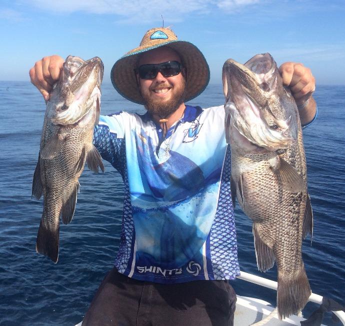 Dhufish fishing